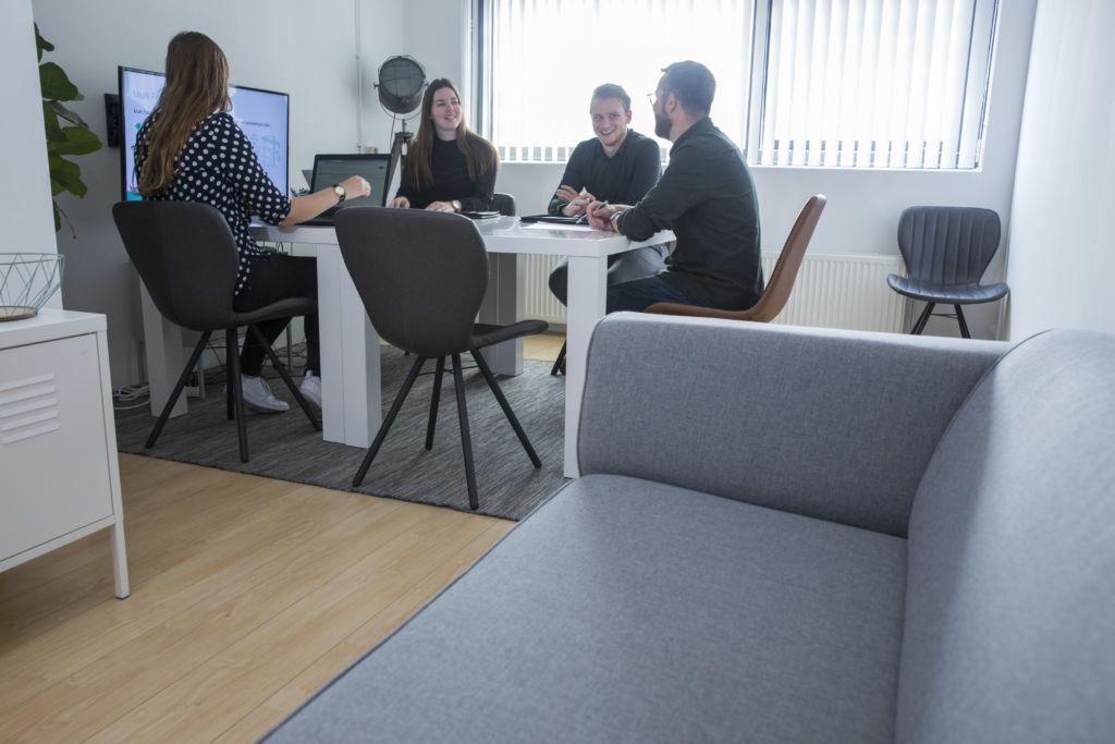 eerste sollicitatiegesprek online marketingbureau